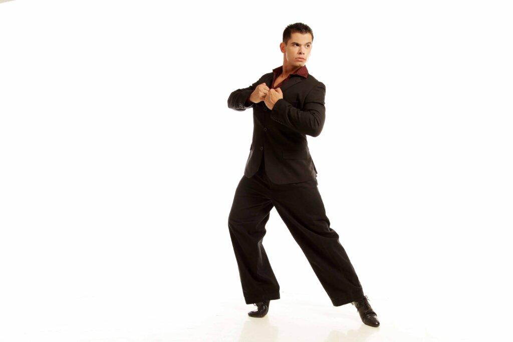 Joe Ferreira tango teacher